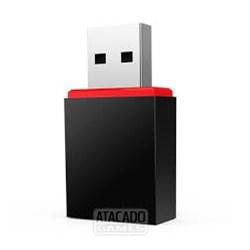 Adaptador USB Tenda U3 Wireless 300Mbps Preto CX 1 UN