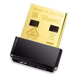 Adaptador USB Tp-Link TL-WN725N Wireless 150Mbps Preto CX 1 UN