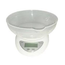 Balança Digital de Cozinha Tomate SF-420 5Kg Branco CX 1 UN