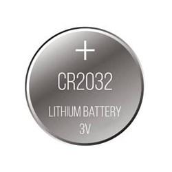 Bateria Lithium Da Vinci CR 2032 3v Prata UN 1 UN