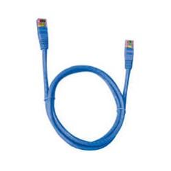 Cabo de Rede Patch Cord Cat6 10 Metros PlusCable PC-ETH6U100BL Azul PT 1 UN