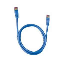 Cabo de Rede Patch Cord Cat6 2,5 Metros PlusCable PC-ETH6U25BL Azul PT 1 UN