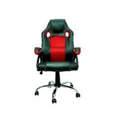 Cadeira Gamer Best G500V c/ Regulagem de Altura Preta e Vermelho CX 1 UN