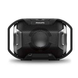 Caixa de Som Bluetooth Philips SHOQBOX SB300B Portátil 4W Preto CX 1 UN