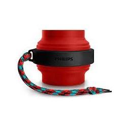 Caixa de Som Bluetooth Wireless Philips BT2000R/37 Portátil 2W Vermelho CX 1 UN