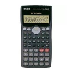 Calculadora Científica Casio FX-570MS c/ 401 Funções Preta CX 1 UN