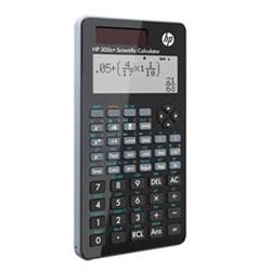 Calculadora Científica HP 300S+ NW277AA#B1K Preto CX 1 UN