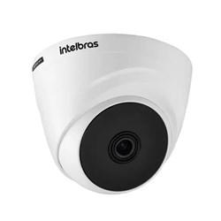 Câmera CFTV Dome Infravermelho Intelbras VHL 1120D Lente 3,6mm 20M - 4565298 Branco CX 1 UN