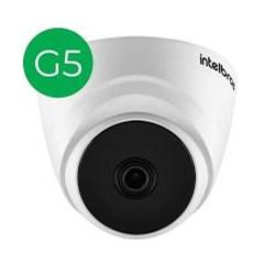 Câmera CFTV Dome Intelbras VHD 1120D G5 4565293 Multi HD 3.6mm 20M Branco CX 1 UN