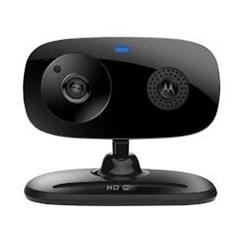 Câmera de Monitoramento Motorola Focus 66-B Wi-Fi e Visão Noturna 720p Preto CX 1 UN