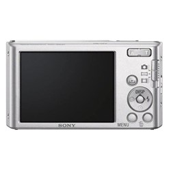 Câmera Digital Sony Cyber Shot DSC-W830 - 20.1, 720p, 8x Prata CX 1 UN