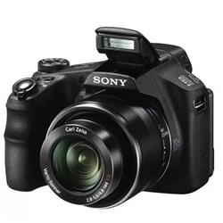 """Câmera Digital Sony DSC-H300 Tela 3""""  20.1MP Zoom Óptico 35x Vídeos HD Preto CX 1 UN"""