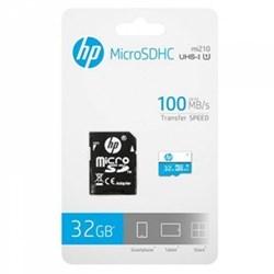 Cartão de Memória 32GB Micro SD HP HFUD032-1U1BA Clas 10 c/ Adaptador BT 1 UN