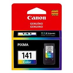 Cartucho de Tinta Canon CL-141 Colorido Original 8ml CX 1 UN