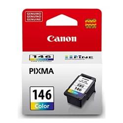 Cartucho de Tinta Canon CL-146 Color Original 9ml CX 1 UN