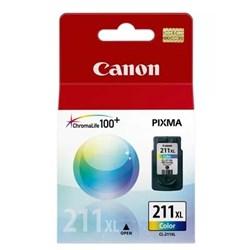 Cartucho de Tinta Canon CL-211XL Color Original 13ml CX 1 UN