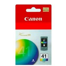 Cartucho de Tinta Canon CL-41 Color Original 12ml CX 1 UN