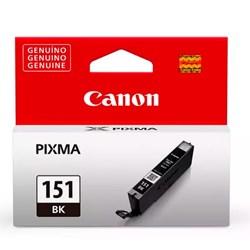 Cartucho de Tinta Canon CLI 151BK - 6528B001AA Preto Original 7ml CX 1 UN