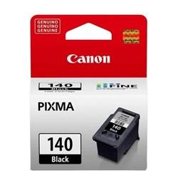 Cartucho de Tinta Canon PG-140 Preto Original 8ml CX 1 UN