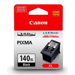 Cartucho de Tinta Canon PG-140XL Preto Original 11ml CX 1 UN
