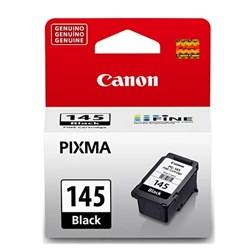 Cartucho de Tinta Canon PG-145BK Preto Original 8ml CX 1 UN