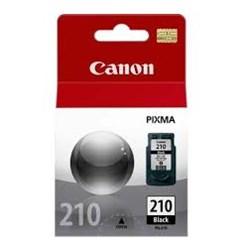 Cartucho de Tinta Canon PG-210 Original 9ml Preto CX 1 UN