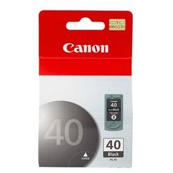 Cartucho de Tinta Canon PG-40 Preto Original 16ml CX 1 UN