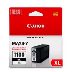 Cartucho de Tinta Canon PGI-1100BK XL - 9187B001AA Preto Original 34,7ml CX 1 UN