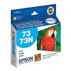 Cartucho de Tinta Epson T073220BR Azul Original 5ml CX 1 UN