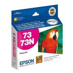 Cartucho de Tinta Epson T073320BR Magenta Original 5ml CX 1 UN