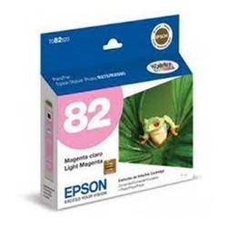 Cartucho de Tinta Epson T082620 Magenta Claro 7ml Original CX 1 UN