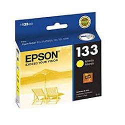 Cartucho de Tinta Epson T133420BR Amarelo Original 5ml CX 1 UN