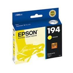 Cartucho de Tinta Epson T194420BR Amarelo Original 3ml CX 1 UN