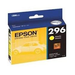 Cartucho de Tinta Epson T296420BR Amarelo Original 4ml CX 1 UN