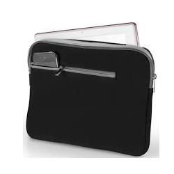 "Case Protetora p/ Notebook 15,6"" BringIT CA103-002 Neoprene Preto BT 1 UN"