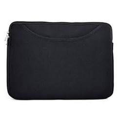 """Case Protetora p/ Notebook 15,6"""" Reliza Bolso Frontal 336 Neoprene Preto BT 1 UN"""