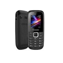 "Celular Panasonic GD18 Dual Chip Tela 1.8"" 16GB Preto CX 1 UN"