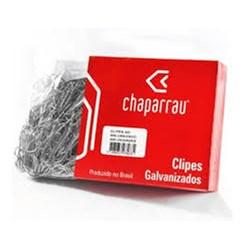 Clips 1/0 (0) Galvanizado Chaparrau 80g CX 100 UN