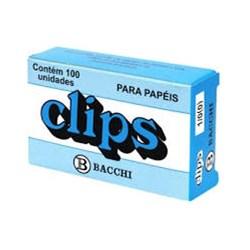 Clips 1 Galvanizado Bacchi CX 100 UN