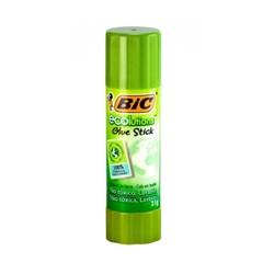 Cola Bastão 21g Bic Ecolutions Glue Stik Lavável UN 1 UN