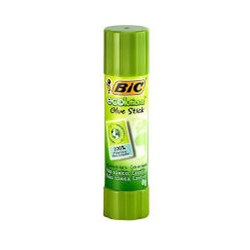 Cola Bastão 8g Bic Ecolutions Glue Stick 1 UN