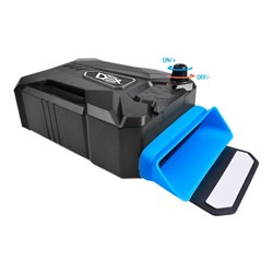 Cooler Exaustor p/ Notebook Dex DX-1000 Portátil CX 1 UN