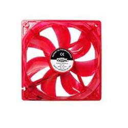 Cooler Fan Dex DX-12L 12X12 c/ LED Vermelho CX 1 UN