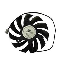 Cooler p/ Placa de Vídeo Dex DX-8010 7,5cm CX 1 UN