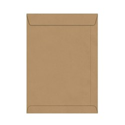 Envelope Foroni 18.1028-5 SKN 28 Kraft Natural 200x280mm 80g CX 250 UN