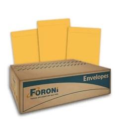 Envelope Foroni 18.2736-6 SKN 360 Ouro 260x360mm 80g CX 250 UN