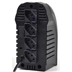 Estabilizador 300VA TS Shara Powerest 300 9001 Entr.Biv-110v Preto CX 1 UN
