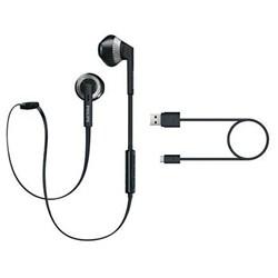 Fone de Ouvido com Microf Intra Auricular Wireless Bluetooth Philips SHB 5250BK Preto BT 1 UN