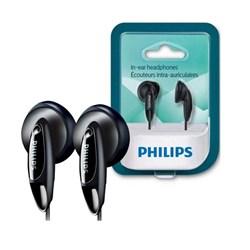 Fone de Ouvido Intra Auricular Philips SHE1350/00 Vibes Plug 3.5mm Preto CX 1 UN