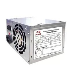 Fonte ATX 200W C3Plus PS 200V4 Biv Manual CX 1 UN